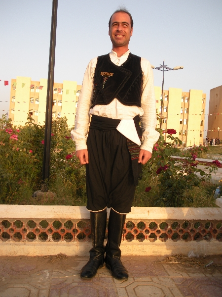 The Traditional Cypriot Garment Dress Code ό
